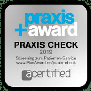 COMPETE Online Kommunikation ist ein Kriterium beim PRAXIS+AWARD 2019